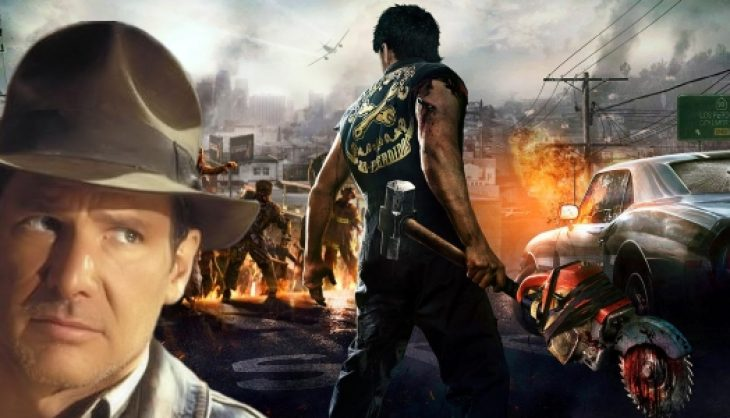 """Dead Rising Film Is """"Indiana Jones with Zombies""""?"""