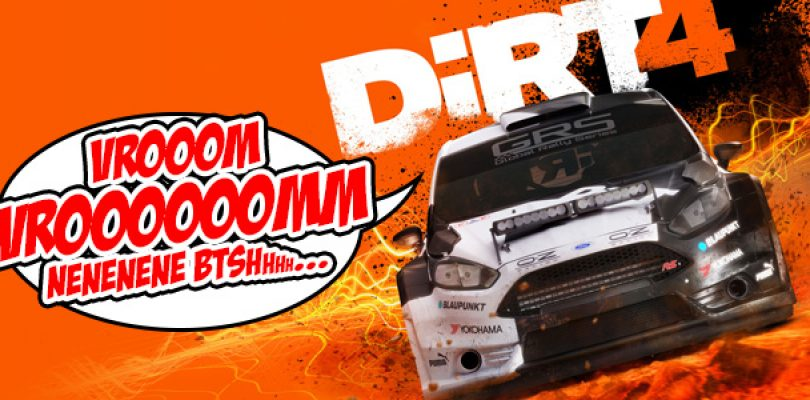Dirt 4 Special Edition detailed
