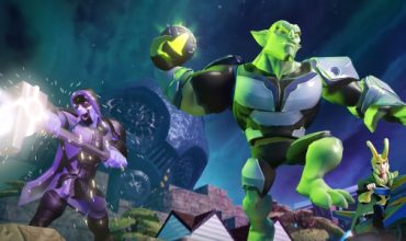 Heavenly Sword Developer Assisting with Disney Infinity 2.0