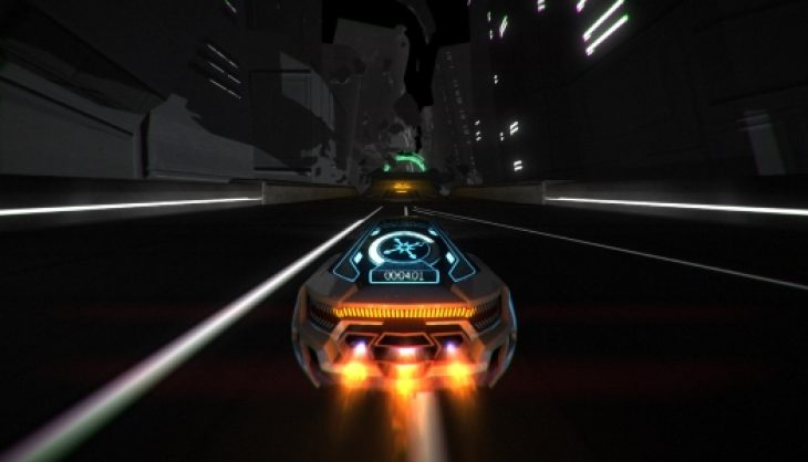 Here is the early access trailer for the survival racer, Distance