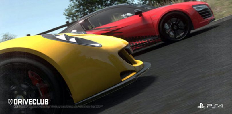 DriveClub gameplay trailer that leaves the competition in the dust