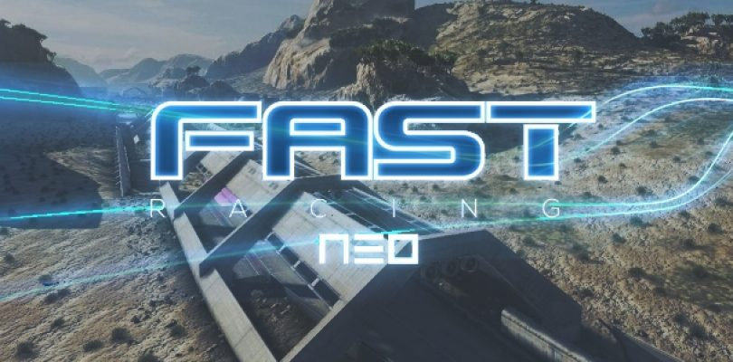 First FAST Racing Neo Screenshot Revealed