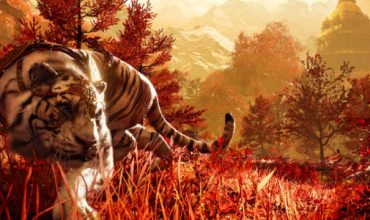 Tiger Blood in Far Cry 4