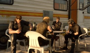 What a surprise, Final Fantasy XV is getting a tie-in mobile game