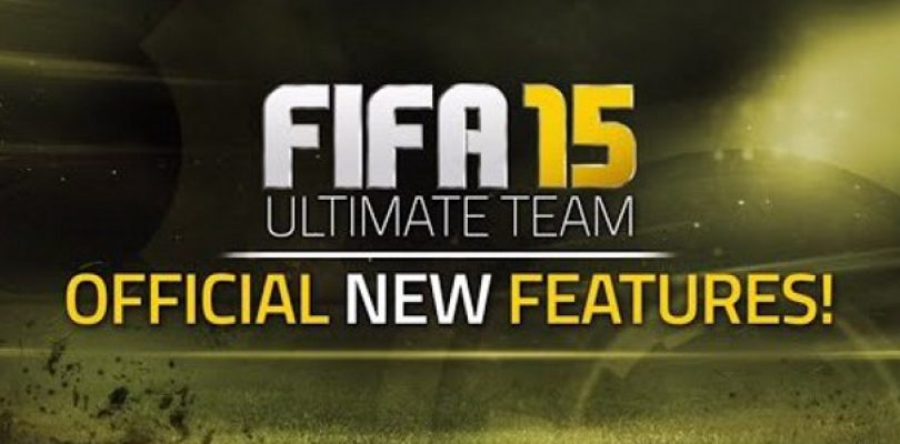 New Features For FIFA 15's FUT