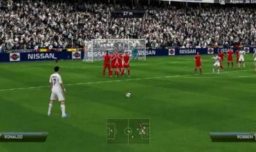 Become the Free Kick King in FIFA
