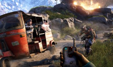Animals and the supernatural invades Far Cry 4 multiplayer