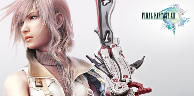 Final Fantasy XIII is coming to PC next month