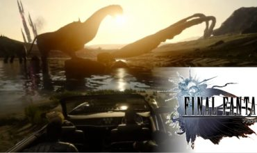 Final Fantasy XV gets a gameplay trailer and it's gorgeous