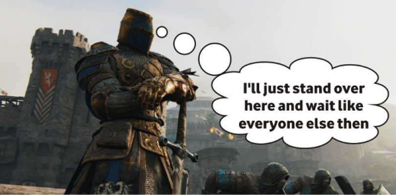 For Honor won't be getting early reviews