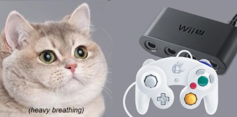 Updated: Wii U Gamecube Adapter Compatible With Loads of Games