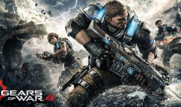 Here's the Gears of War 4: Horde 3.0 premiere