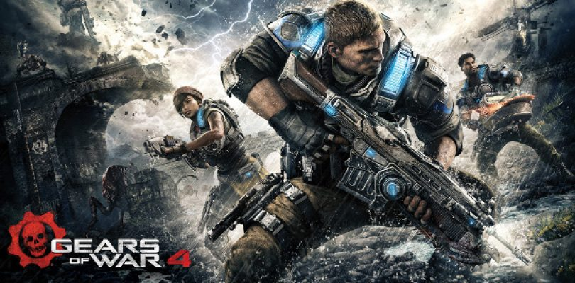 """Gears of War 4 """"Goes Gold"""" before October launch"""