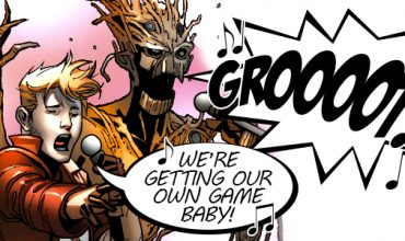 Telltale Games working on a Guardians of the Galaxy project?