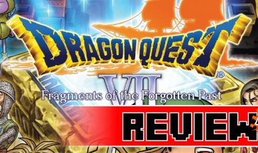 Review: Dragon Quest VII: Fragments of the Forgotten Past (3DS)
