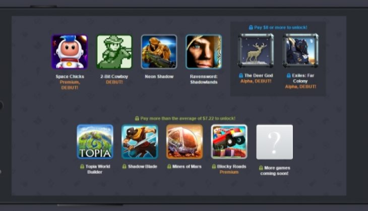 Get New Mobi Games With The Humble Bundle