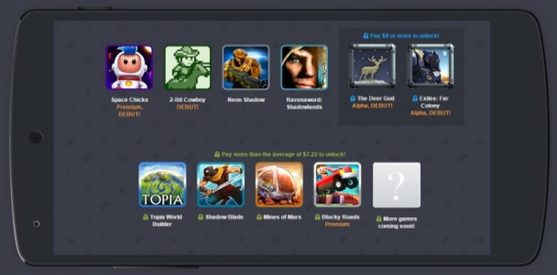 Humble Mobile Bundle Goes Really Old School