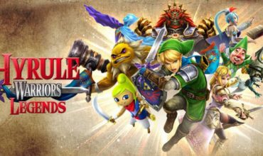 Hyrule Warriors Legends – Link's Awakening Pack DLC Trailer