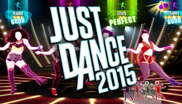 The Full Just Dance 2015 Tracklist Has Been Revealed