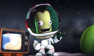 Kerbal Space Program takes console gamers to the Moon in July