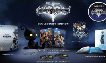 Kingdom Hearts 2.5 Gets A Very Special Collector's Edition