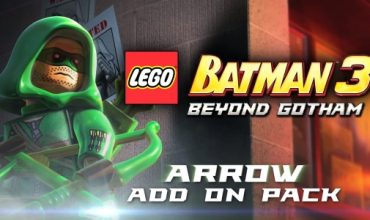 LEGO Batman 3 DLC Features Stephen Amell From Arrow