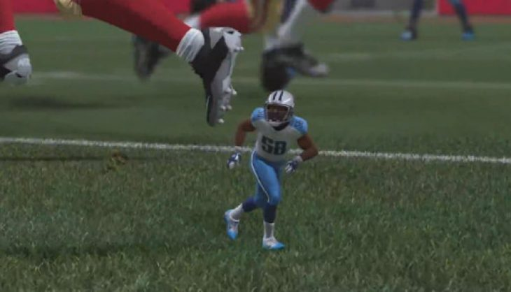 The cutest glitch in Madden 15 has surfaced
