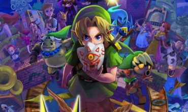 Majora's Mask 3DS / N64 comparison Video