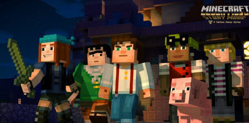 Video: Minecraft Story Mode – First 45 Minutes