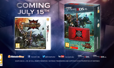 Monster Hunter Generations receives its launch date for the West – 15 July 2016