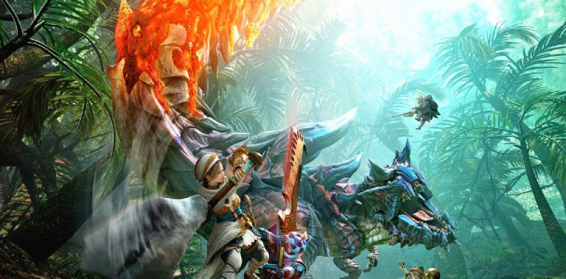 Video: Monster Hunter Generations: Taking down the first ASTALOS!