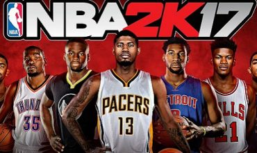 Kobe Bryant to grace the cover of NBA 2K17