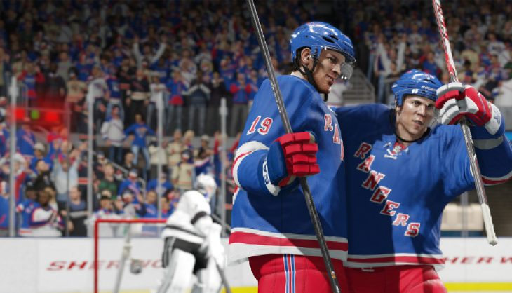 Love the sport or not, watch how NHL 15 comes to life!