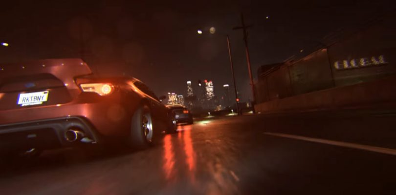 New Need For Speed confirmed for the next Financial Year