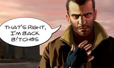 Step into a time machine with GTA IV on Xbox One