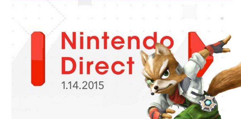 Nintendo Direct, January 14th 2015 Announced