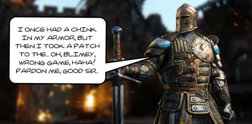For Honor patch released for PS4 and Xbox One