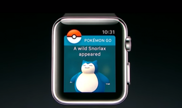 Pokémon GO to be released on the Apple Watch