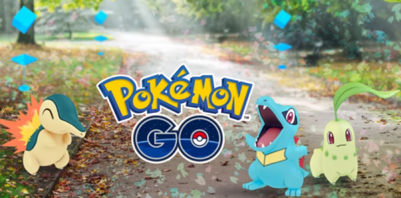 Johto finally hitting Pokémon GO with over 80 new Pokémon and features
