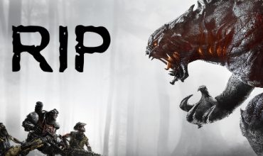 Evolve is now officially dead