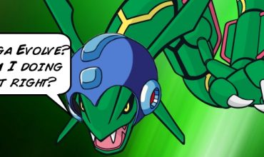 Rayquaza Can Mega Evolve In Pokémon Omega Ruby and Alpha Sapphire