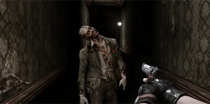 Modder makes Resi Evil Remake first-person