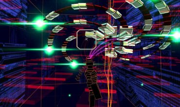 Rez Infinite will light up your PS4 in October