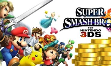 SSB 3DS Is Currently The Top-Selling Handheld Game Of 2014