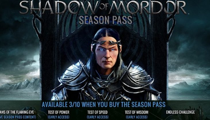 Shadow of Mordor Season Pass Content Trailer Revealed