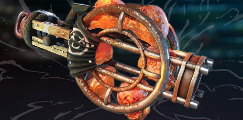 Sunset Overdrive Weapons Showcased