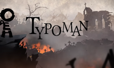 Typoman: Revised launches on the PlayStation 4 tomorrow