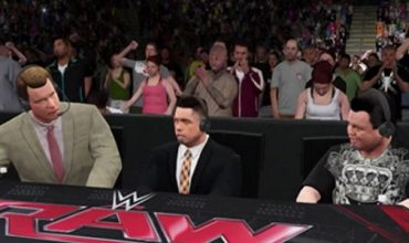 WWE 2K17 DLC includes flubbed line
