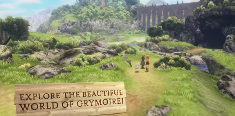 'Welcome To Grymoire' in the World of Final Fantasy