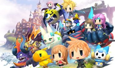 World of Final Fantasy receives a new trailer introducing the 'GIANTS' from the hills